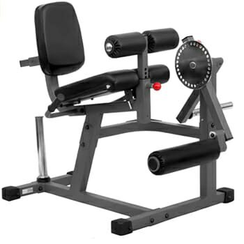 XMark Rotary Leg Extension and Curl Machine