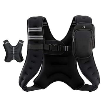 Zelus weighted vest