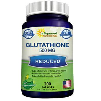 aSquared Nutrition Glutathione