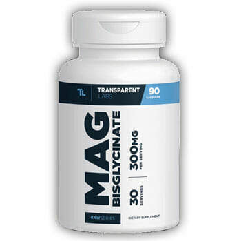 transparent labs magnesium
