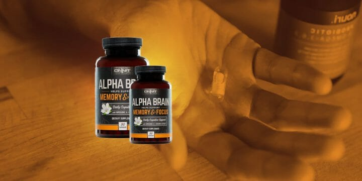 Reviewing ONNIT Alpha Brain