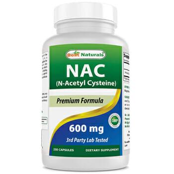 Best Naturals NAC