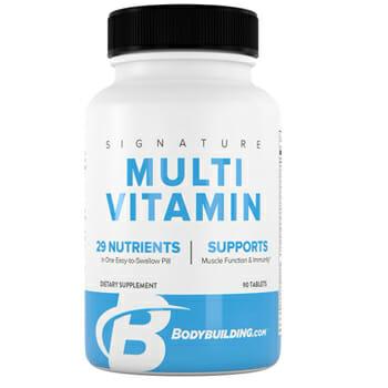 Bodybuilding Signature Multivitamin