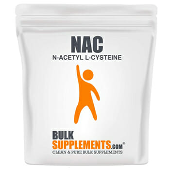Bulk Supplements NAC