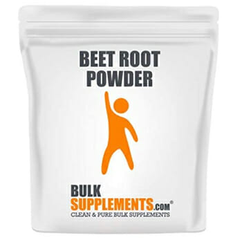 BulkSupplements Beet Root Powder