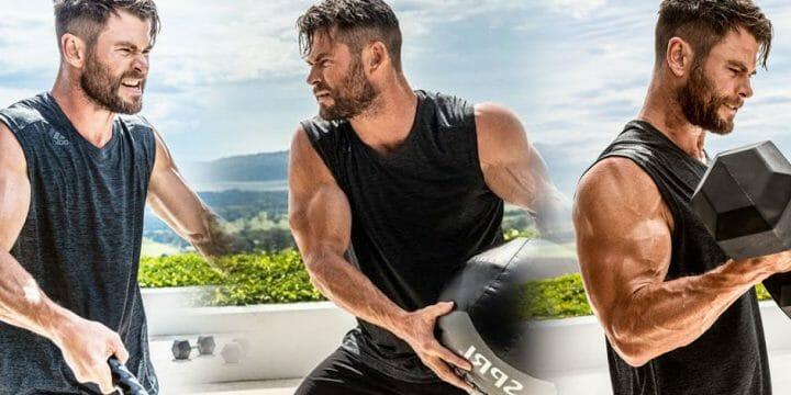 Chris Hemsworth Body Care