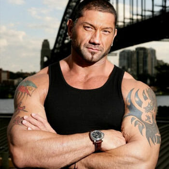 Who is Dave Bautista