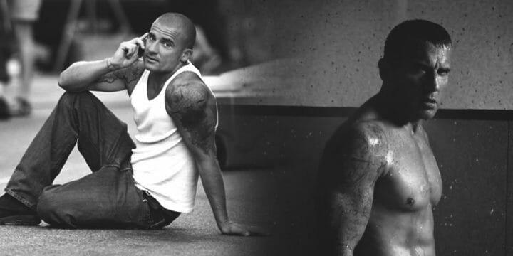 Dominic Purcell Bodycare