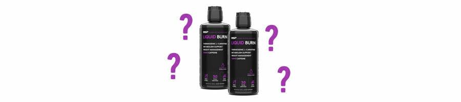 Liquid Burn Feedback