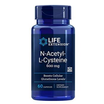 Life Extension NAC