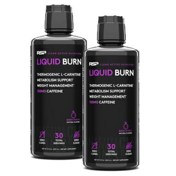 Liquid Burn Package