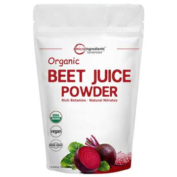 Microingredients Organic Beet Powder