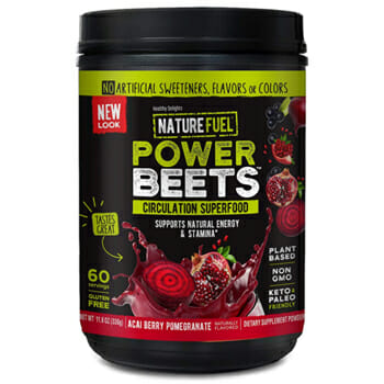 Nature Fuel Power Beets