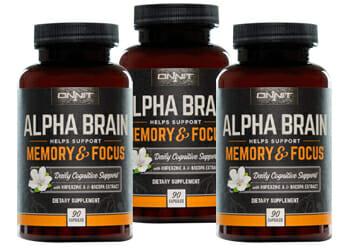 Onnit Alpha Brain LS