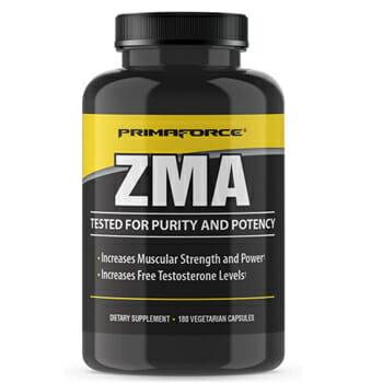 Primaforce ZMA Supplements