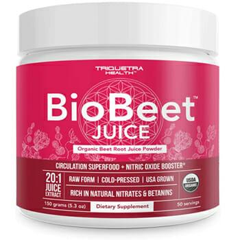 Triquetra BioBeet Juice