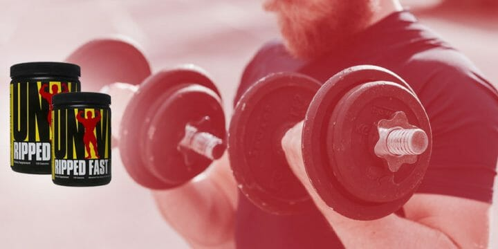 Universal Nutrition Ripped Fast: Is it effective?