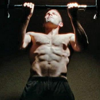 ben affleck working out