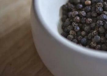 bioperine in a bowl