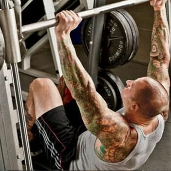 using a smith machine for crunches