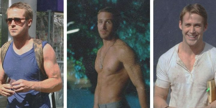 Ryan Gosling Body Care
