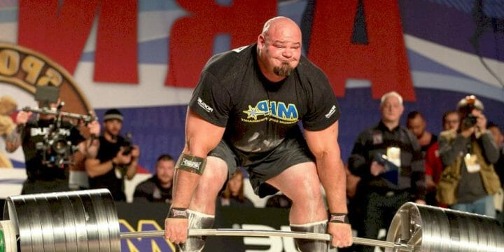 Body Care Guideline of Brian Shaw
