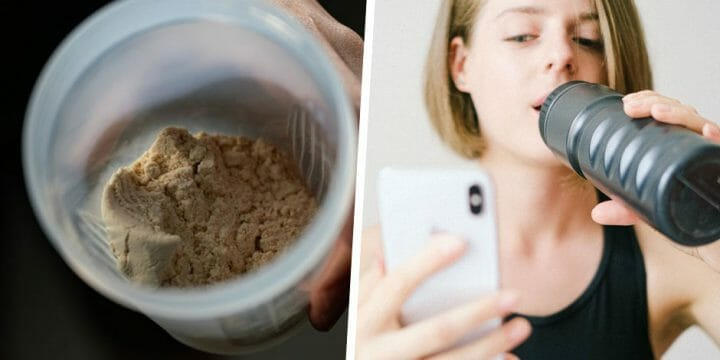 Mixing Creatine with Protein Powders