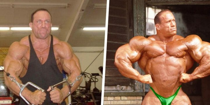Dave Palumbo Diet and Nutrition