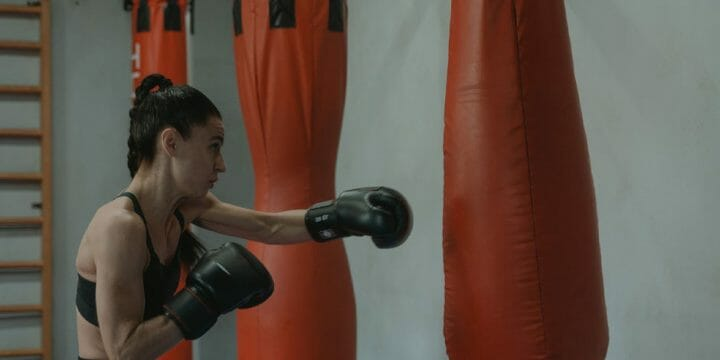 Difference between Free-Standing Heavy Bag and Hanging Punch Bag