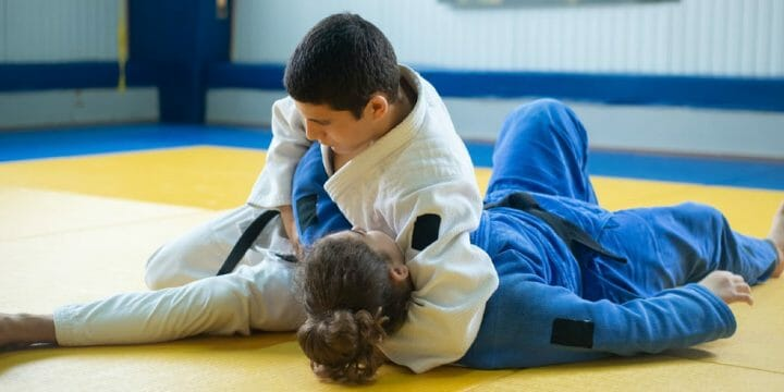 Using Judo as Self Defense