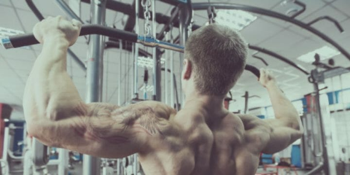Alternative Workout for Lat Pulldown