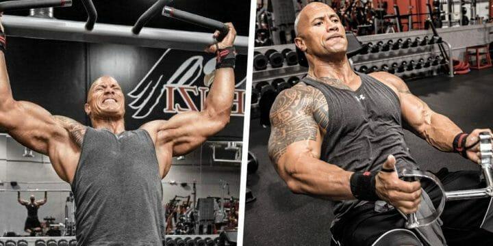 Dwayne Johnson The Rock Body Care