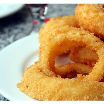 Vegan Onion Rings