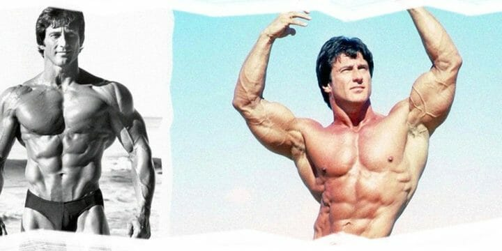 The Frank Zane Workout and Diet