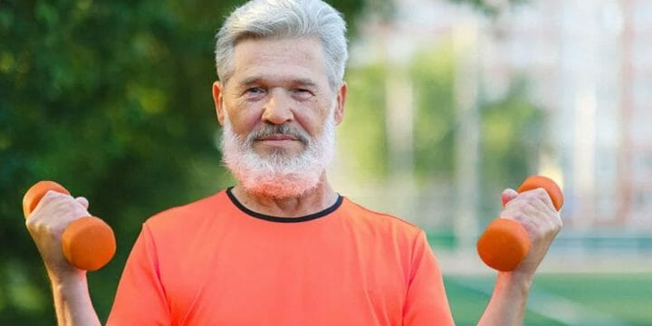 5 x 5 workout for older people