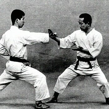 Karate history