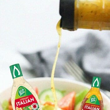 Difference between homemade and store bought italian dressing
