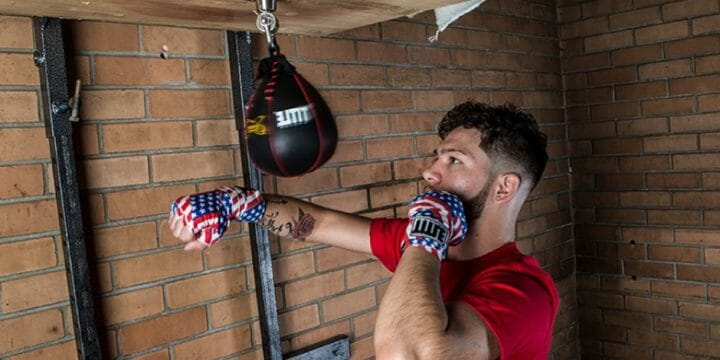 Guide to Hanging a Speed Bag