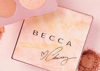 Becca foundation close up image