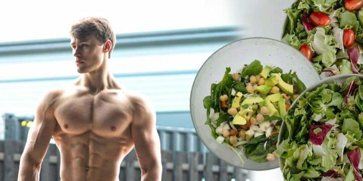 guide to david laid's vegan life