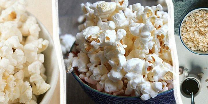Popcorn vegan