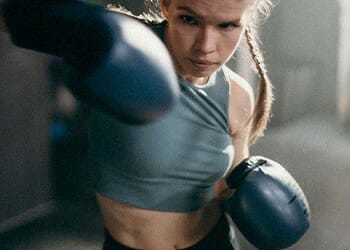Boxing can get you in great shape fast
