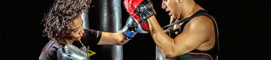 Boxing improves your cardiovascular and overall health