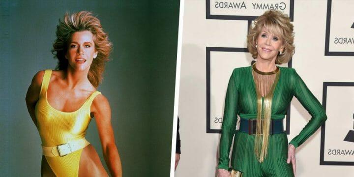 Your guide to Jane Fonda body care routine