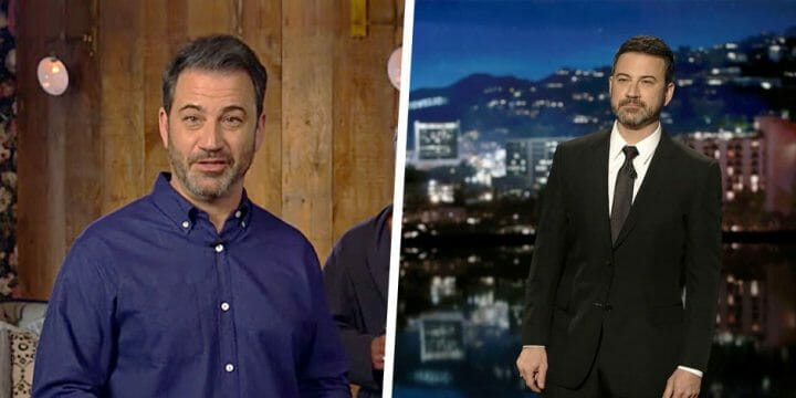 guide to Jimmy Kimmel's body care