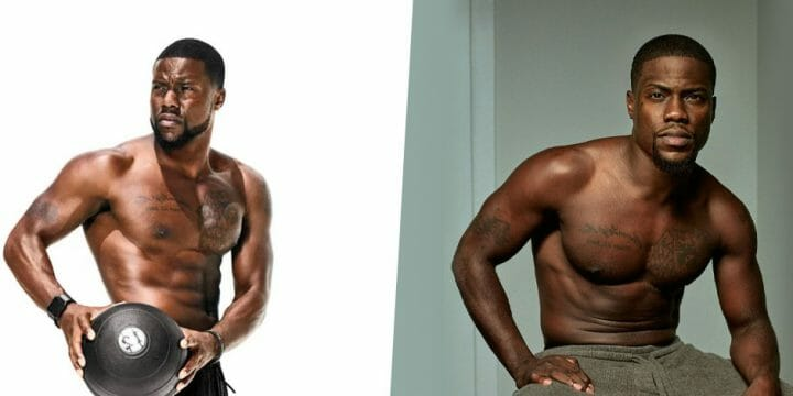 your guide to Kevin Hart's body care routine
