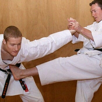 Mixed martial arts as used for self defense
