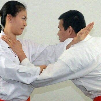 Karate Training Style