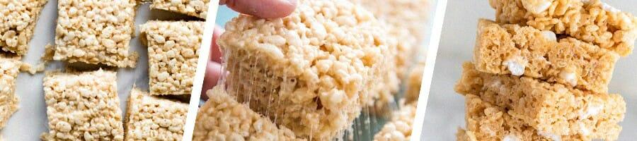 Non vegan rice krispies