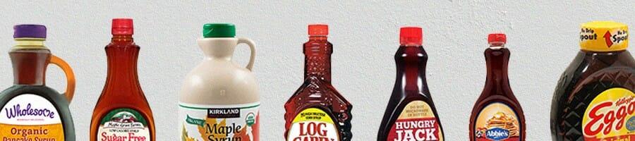 Vegan maple syrup brands